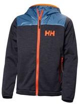 Helly Hansen Boy's Hybrid Midlayer Jacket