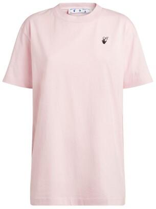 Off-White Floral Arrows T-Shirt