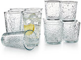 Libbey Frost 16 Piece Glassware Set