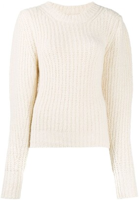 Etoile Isabel Marant Long-Sleeved Knitted Jumper