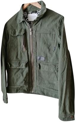 Eleven Paris Green Denim - Jeans Jacket for Women