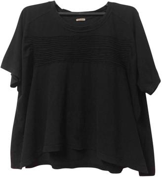 KAPITAL Black Cotton T-shirts