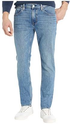 Hudson Blake Slim Straight Zip Fly in Indirect (Indirect) Men's Jeans