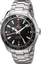 Omega Men's 'Planet Ocean' Swiss Stainless Steel Automatic Watch (Model: 23230442201002)