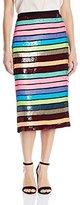 Tracy Reese Women's Sliim Skirt