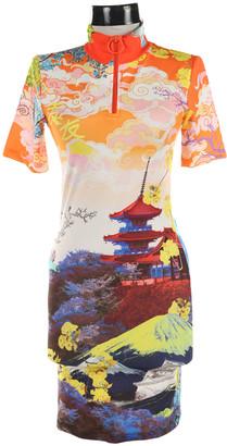 Jaded London Multicolour Polyester Dresses