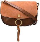 Chloé Kurtis shoulder bag - women - Leather/Suede - One Size