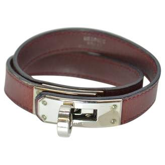 Hermes Kelly Double Tour Other Leather Bracelets
