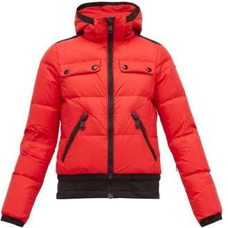 Goldbergh Ljot Quilted Ski Jacket - Red
