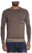 BOB Strollers Men's Brown Wool Sweater.
