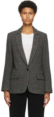 Etoile Isabel Marant Grey Charly Blazer