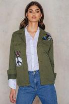 Glamorous Camo Jacket