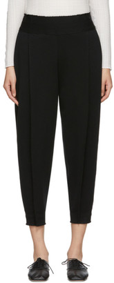 Issey Miyake Black Le Pain Trousers