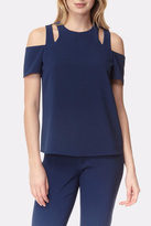 Cooper & Ella Padma Cold Shoulder