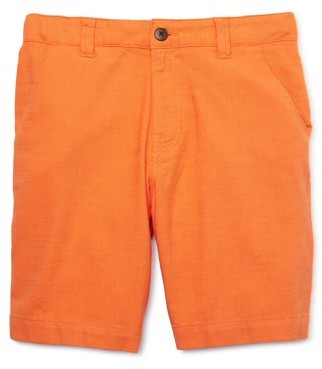 Wonder Nation Boys Flat Front Shorts, Sizes 4-18 & Husky
