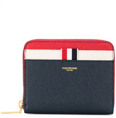 Thom Browne contrast wallet