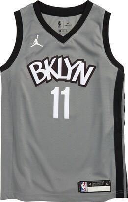 Jordan Kids' NBA Statement Edition Swingman Brooklyn Nets Kyrie Irving Jersey