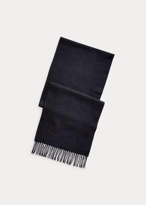 Ralph Lauren Cashmere-Wool Scarf