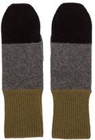 Marc Jacobs Cashmere Knit Mittens