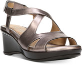 Naturalizer Villette Wedge Sandals