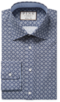 Thomas Pink Nicholson Print Classic Fit Dress Shirt
