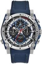 Bulova Men's Precisionist Rubber Strap Watch