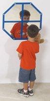 Children's Factory Octagon Windowpane Mirror