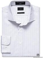 Banana Republic BR Monogram Grant-Fit Small Check Shirt