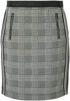 Marc Cain high waisted check skirt