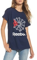 Reebok Women's Graphic Logo Tee