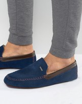 Ted Baker Moriss Suede Slippers