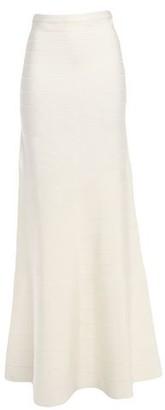 Herve Leger Long skirt