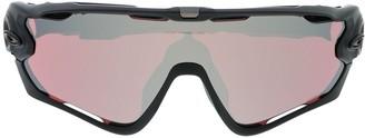 Oakley Oversized Tinted Sunglasses
