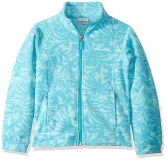 Columbia Infant/Toddler Benton Springs II Printed Fleece Jacket