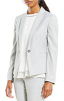 Alex Marie Aleesa Single Button-Front Suiting Jacket