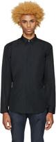 Calvin Klein Collection Black Realm Shirt