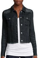 Arizona Studded Denim Jacket