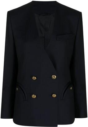 BLAZÉ MILANO V-neck double-breasted blazer