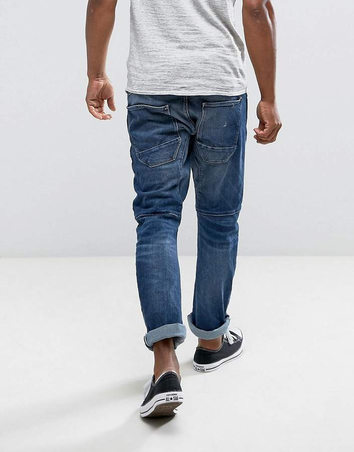 Jack and Jones Intelligence Jeans In Engineered Fit