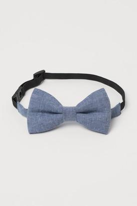 H&M Bow Tie - Blue