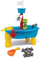 International Playthings Kidoozie Pirate Ship Sand & Water Table Playset by