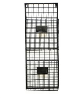 Design Styles DesignStyles Two Pocket Wall File Holder