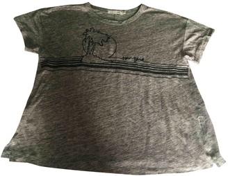 Rag & Bone Grey Linen Top for Women
