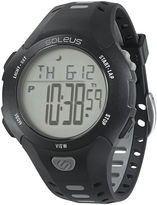 Soleus Contender Mens Black Digital Running Watch