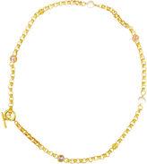One Kings Lane Vintage Givenchy Rhinestone Necklace
