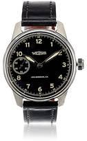 Weiss Men's Limited Issue Field Watch-BLACK