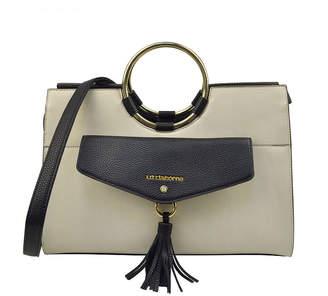 Liz Claiborne Clementine Ring Shoulder Bag