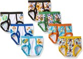 Nickelodeon Bubble Guppies Toddler Boys Bubbles 7 Pack Underwear
