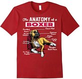 Anatomy of a Boxer Dog shirt - Funny Shirt for Boxer lover
