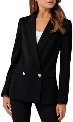 Forever New Dora Double Breasted Blazer